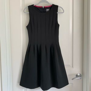 NWOT Vince Camuto Scuba Fit and Flare Dress